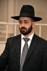 Rabbiner Reuven Yaacobov